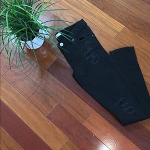 Black Levi's Jeans